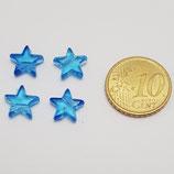 Stella 10mm Blu Plastica