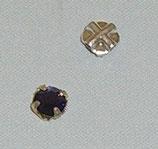 Chaton Montées (53102) da 4mm Violet