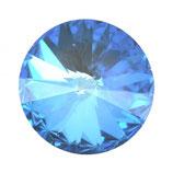 Rivoli Swarovski (1122) 12mm Crystal Ocean DeLite