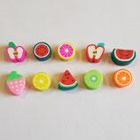 Perline Frutta MIX 8mm 10pz