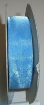 Nastro Organza 20mm color Azzurro