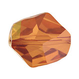 Cosmic Bead Swarovski (5523) 12mm Copper