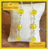 Kit Basic Earrings Yellow