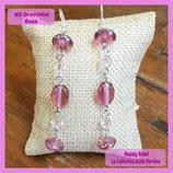 Kit Basic Earrings Pink