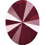 Cabochon Ovale (4122) Swarovski  13,5x18mm Shiny Lacquer Dark Red