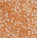 Delica 11/0 (DB101) Topazio Chiaro Luster Glazed Trasparent