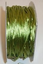 Coda di Topo Satin 2mm Verde Oliva