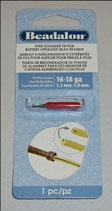 Wire Rounder  for Bead Reamer 1.3mm- Stondatore di Fili di Metallo punta per Punteruolo