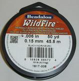 Filo Wildfire Nero