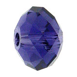 Briolette Bead Swarovski (5040) 8x5mm Purple Velvet