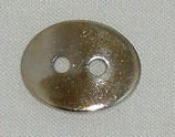 Bottone Metallo 14mm Argento