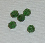 Swarovski Bead 5000 - 4 mm Sfera Forest Green