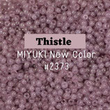Round Rocailles 11/0 col.2373 Thistle Rosa