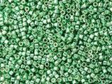 Delica 11/0   (DB1844) Verde Metallico Galvanize Duracoat