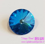 Rivoli Swarovski (1122) 14mm Crystal Royal Blu DeLite