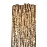 Cordoncino Soutache Metalizzato Bronzo