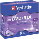 DVD+R Rohlinge 8,5 GB Double Layer