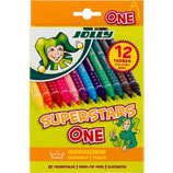 Fasermaler Jolly Superstars One 12er