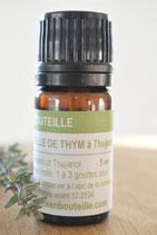 Huile Essentielle de Thym BIO 5 ml