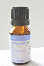 Huile Essentielle de Lavande Fine BIO 10 ml
