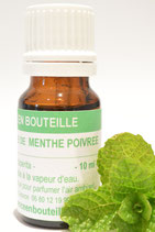 Huile Essentielle de Menthe Poivrée 10 ml