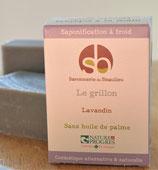 Savon Bio au Lavandin 'Le Grillon'