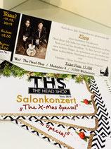THS X-Mas Special Salonkonzert