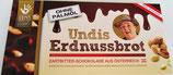 UNDIS Erdnussbrot Zartbitter  145g