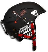 Vola Racing Freeride Helm Arrow Black