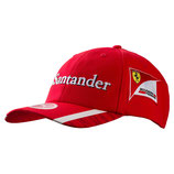 Ferrari Team Cap 2017