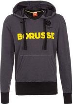 BVB Hoody Borusse  grau
