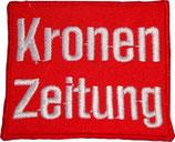 Kronen Zeitung Aufnäher