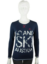 "Ski Austria Damen Shirt ""GO AND SKI AUSTRIA"""