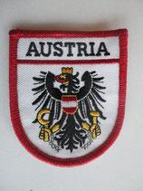 """Österreich Aufnäher 8 """"Austria"""""""