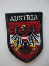 """Aufnäher Österreich 9 """"Austria"""""""