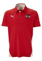 Österreich Polo Shirt von Puma,  Abverkauf