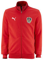 Österreich Jacke von Puma, rot