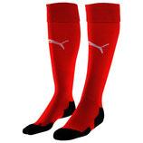 Fußball Socken von Puma rot