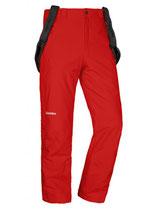 Schöffel Strechpant Ski Austria rot 2018/19