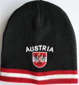 Austria Mütze mit rot/weiß/rotem Rand, Modell 2