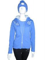 "Ski Austrai Damen Sweater Jacke ""Snowstar"""