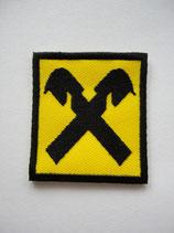 Raiffeisen Logo Aufnäher