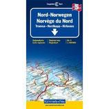Kümmerly & Frey Karten, Nord-Norwegen Blatt 5