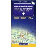 Kümmerly & Frey Karten, Nord-Schweden (Nord) Blatt 6