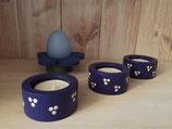 Sebastian Design Teelicht blau