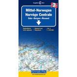 ümmerly & Frey Karten, Mittel-Norwegen Blatt 2