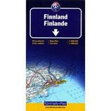 Kümmerly & Frey Karten, Finnland