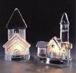 Windlicht Kirchen