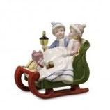 Royal Copenhagen Clara & Peter Weihnachtsfiguren