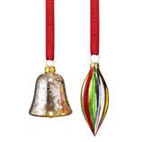 Royal Christmas Glocke & Zapfen